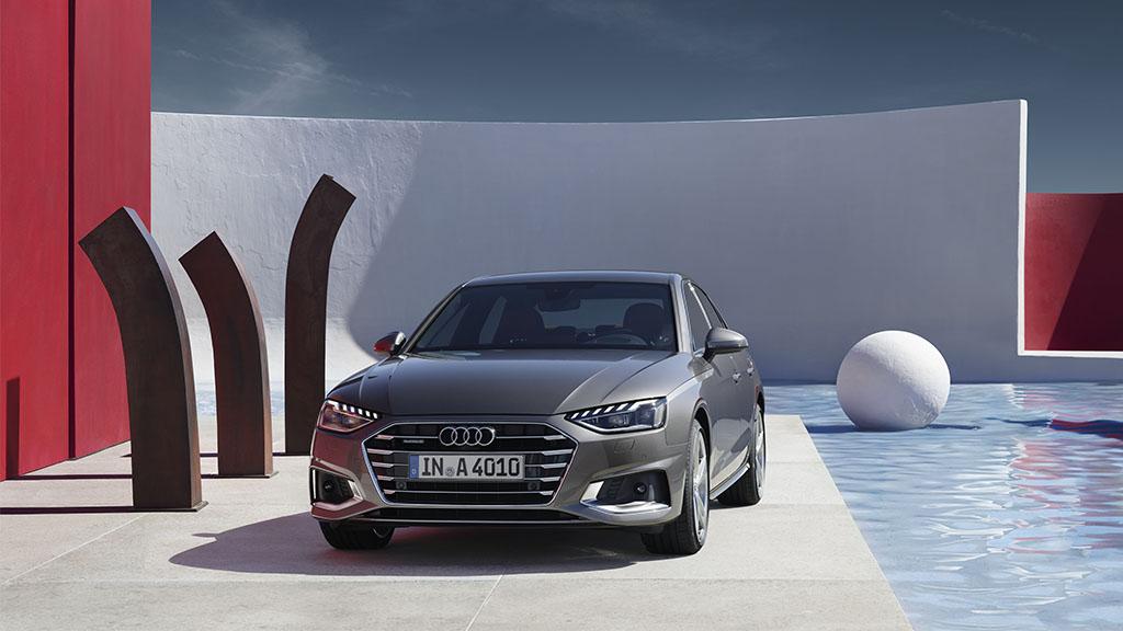 Новый Audi A4 в Гомеле галерея 2020 2