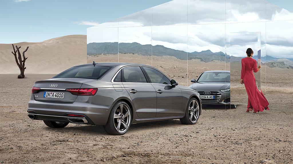 Новый Audi A4 в Гомеле галерея 2020 3