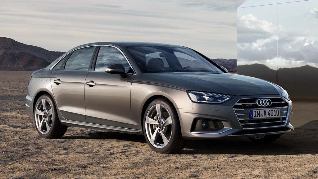 Новый Audi A4 в Гомеле галерея 2020 6