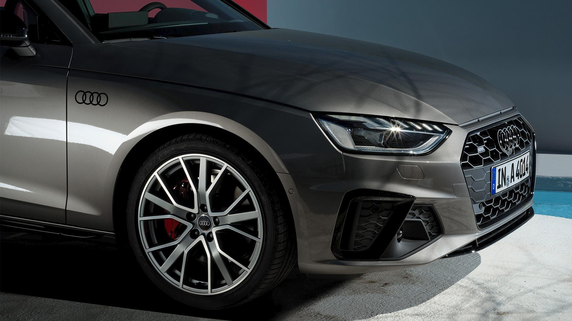 Новый Audi A4 avant в Гомеле слайд 3