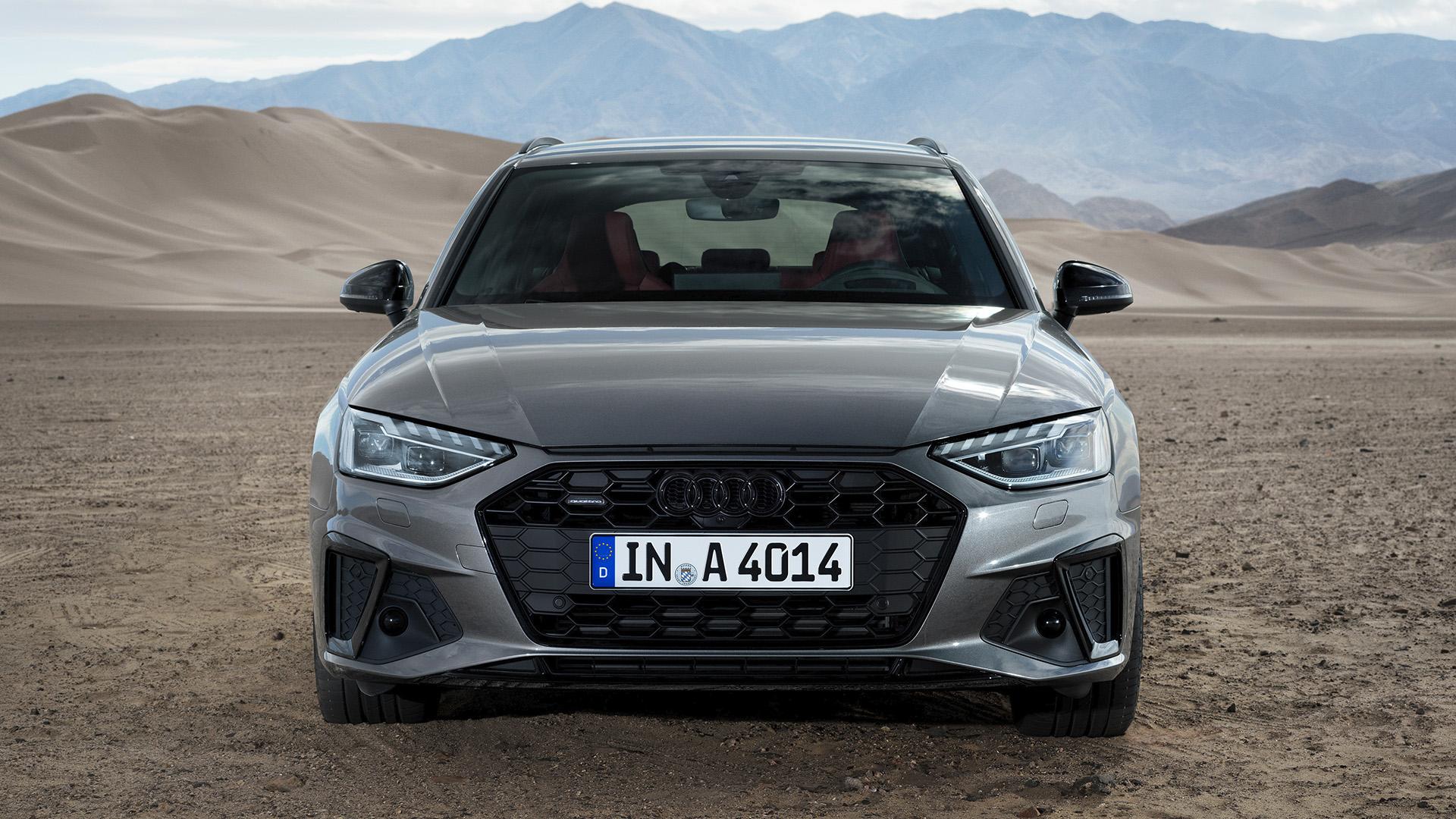 Новый Audi A4 avant в Гомеле слайд 6