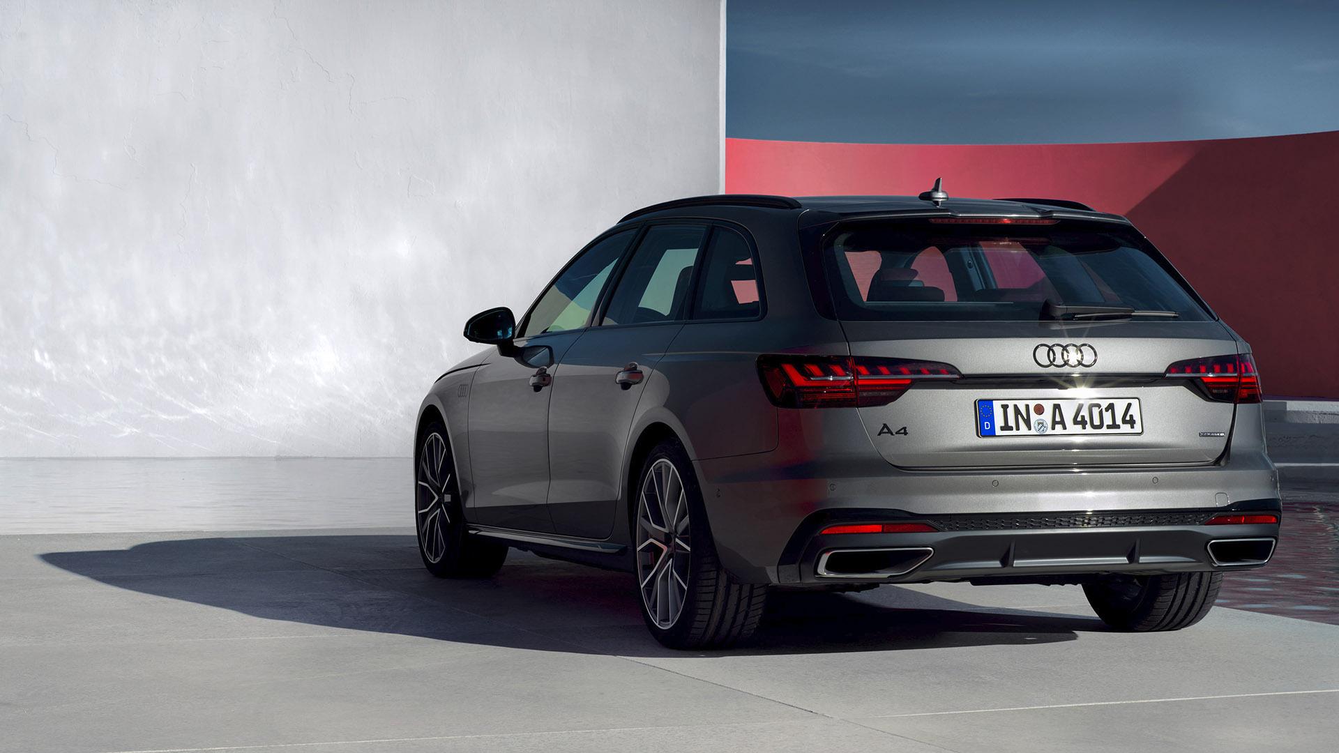 Новый Audi A4 avant в Гомеле слайд